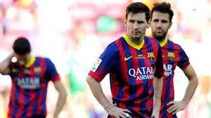 Barcelona 2-2 Getafe - BBC Sport