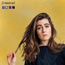 ArtStation - Stylised Portraits, Abby Turner