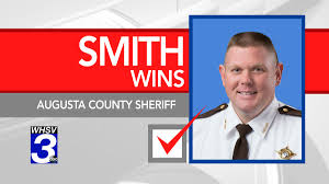 Sheriff Donald Smith wins second term