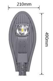 Đèn LED đường cao áp 50W BridgeLux Meanwell ( Mỹ ) – Đèn Led công nghiệp  Philips Việt Nam