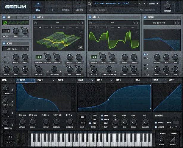 Image result for Xfer Serum Pro 2020 Crack""