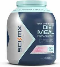 meal replacement protein shake fuel mix