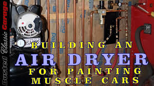 air dryer how to remove moisture