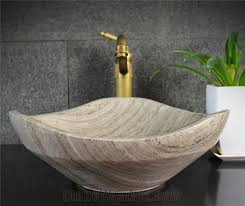sink natural stone basin kitchen sinks