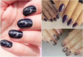 Jesienne Paznokcie 15 Pomyslow Na Manicure Idealnych Na Te Pore