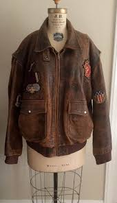 Your Place To Buy And Sell All Things Handmade Leather Bomber Jacket Leather Bomber Bomber Jacket