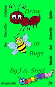 Amazon.co.jp: How to Draw Bugs : Ten Different Ways (English ...