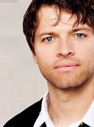 Misha Collins - its amazing how different he looks when he isn't ...