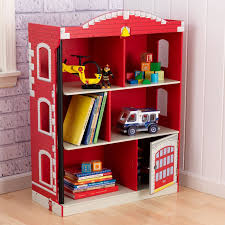 Kidkraft Firefighter Toddler Car Configurable Bedroom Set Reviews Wayfair