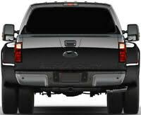 W4056 New York Yankees Car Decal Sticker Rear Window Wrap Perforated Truck Sox Ebay