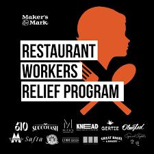 restaurant workers relief program the