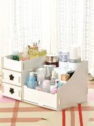 1pc cosmetic storage organizer diy