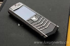 Vertu Signature Silver Diamond - Vertu ...