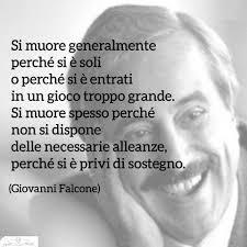 Giovanni Falcone – Le frasi più celebri del magistrato antimafia