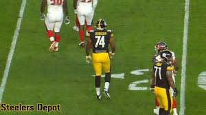 Fred Johnson: Signing With Steelers 'The Best Decision I Could ...