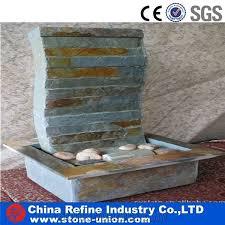 chinese slate garden fountain slate