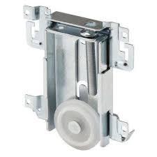 metal pocket door hardware door