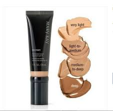 mary kay makeup at best in