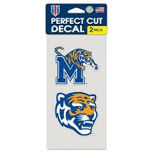 Ncaa Memphis Tigers Window Decal Target