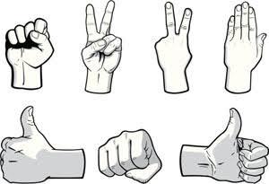 Simbol Jari Populer Ini Ada Sejarahnya Lho. Simak Yuk!