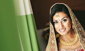 best indian bride makeup artist and