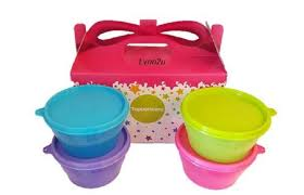 tupperware snack n go gift set