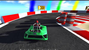 Race Track Fence Catch Fence Left Right Road Sign Mini Billboard And Tire Barrier Youtube