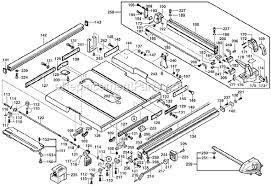 Bosch Table Saw 4100 Ereplacementparts Com