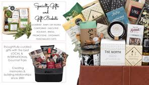 gift baskets corporate gifts canada