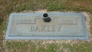 Ida F Wallace Baxley (1895-1966) - Find A Grave Memorial