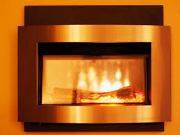 gas fireplaces offer efficient heating