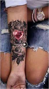 Womenstattoo Womenstattooideas Pomysly Na Tatuaz Na Przedramie Z