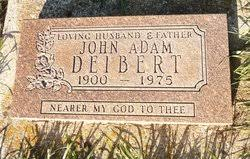 John Adam Deibert (1900-1975) - Find A Grave Memorial