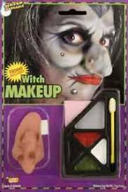 witch makeup kit nose included