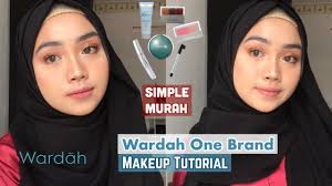 makeup simple tanpa bulu mata palsu