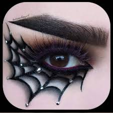 fascinating halloween eye makeup ideas
