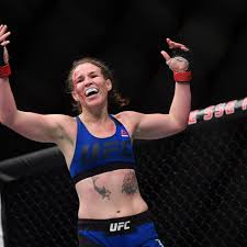 UFC vet Leslie Smith arrested protesting: I care about Black Lives Matter  movement 'way more than I do about anything else' - Bloody Elbow