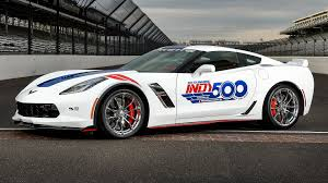 indy 500 pace car hd wallpaper