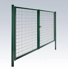 Electro Welded Steel Gate Cavatorta Swing Wire Mesh Industrial