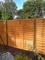 Incised Timber Fence Post 75x75mm X 2 7m Wickes Co Uk