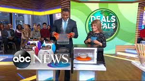 gma deals and steals to go green in