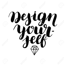lettering inspirational quote design for posters t shirts