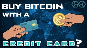 bitcoin with credit card