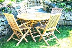 splendid backyard table and chairs