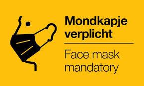 Heb jij al een mondkapje? Het dragen van... - Provincie Zuid-Holland | Facebook