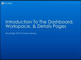 gifts intro to dashboard