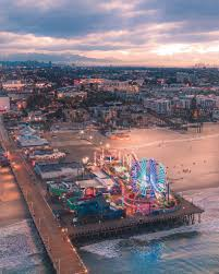 Santa Monica Pier Reopens After Temporary Closure Amid Concerns Over  COVID-19 - Pacific Park® | Amusement Park on the Santa Monica Pier