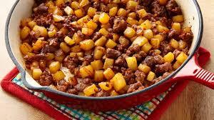 papas con chorizo recipe tablespoon