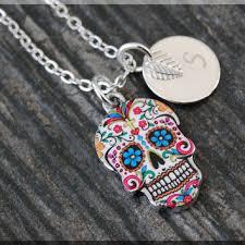 best sugar skull pendant products on wanelo