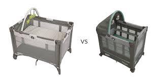 graco pack n play bassinet vs pack n
